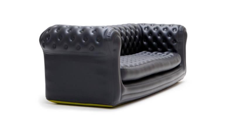 ... Blofield Sofa, very big Blo, black, picture 1838 ...