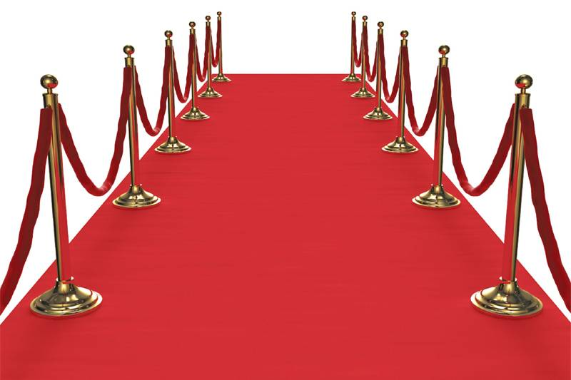 Equipment Furniture And Decor Decor Red Carpet