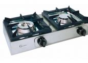 Gas stove, double small picture